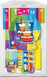 """Набор для организации детского дня рождения """"Торт Birthday"""""""
